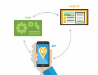 Mobile application development system