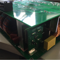 Switch Reluctance Motor driving system